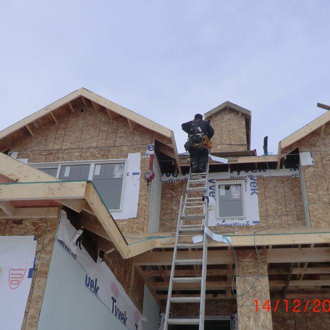 Safe Ladder Setup 1